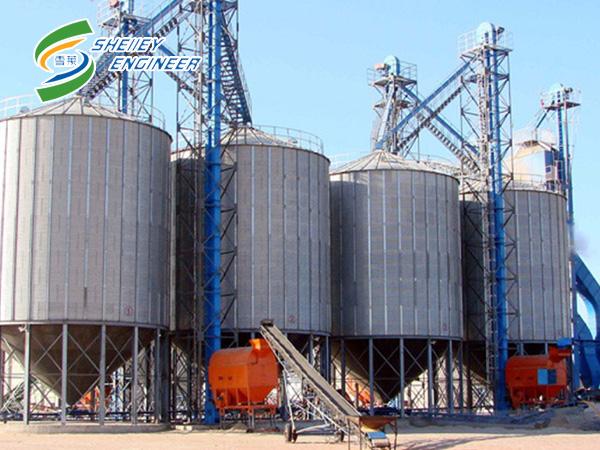钢板仓厂家www.cnshelley.com